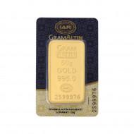 50 Gr İAR Külçe Altın