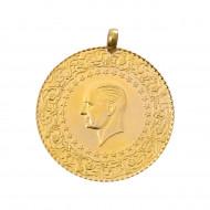 Tam (Teklik) Altın Eski Tarihli