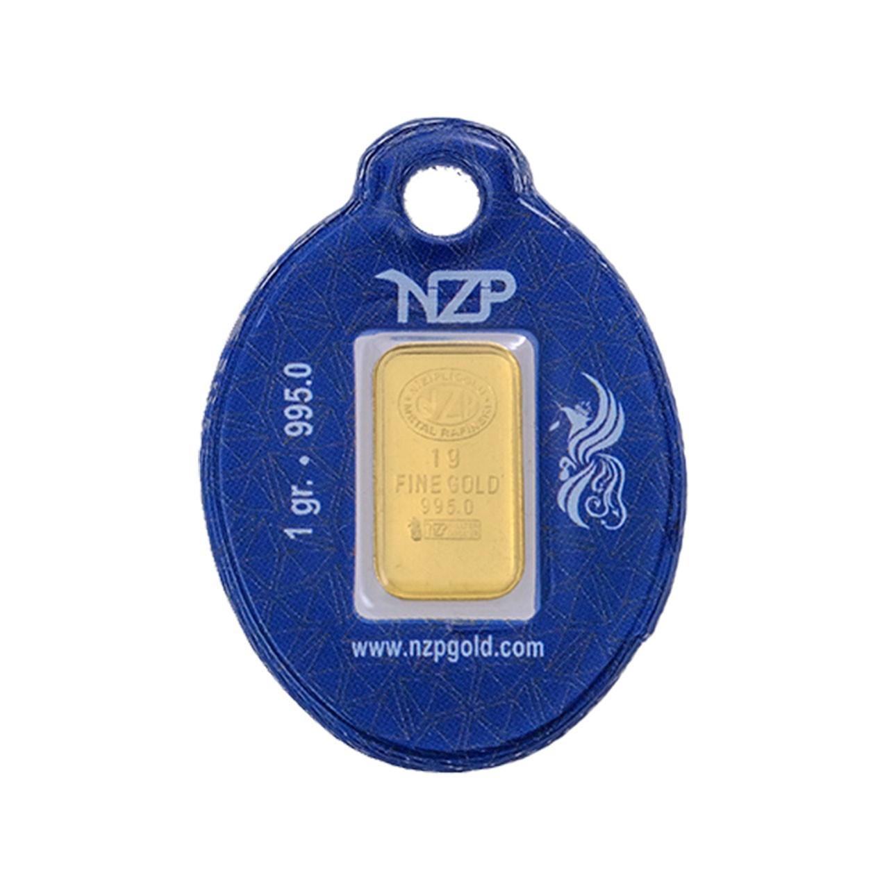 1 Gr 24 Ayar NZP Gram Altın