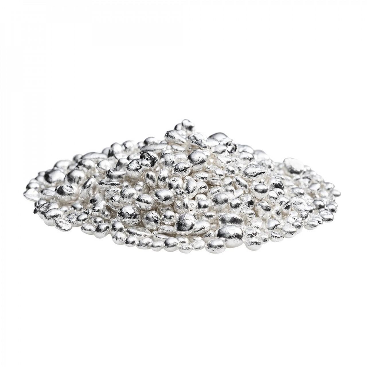 100 Gr Granül Gümüş